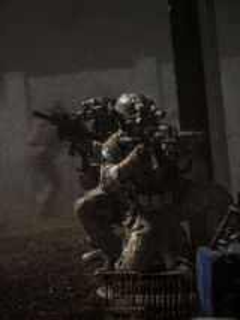 CQB战术教学