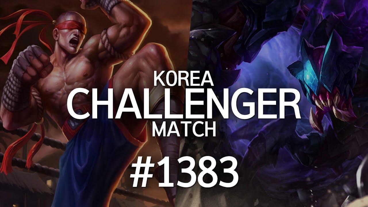 韩服最强王者菁英对决 #1383 丨做都会做歪来