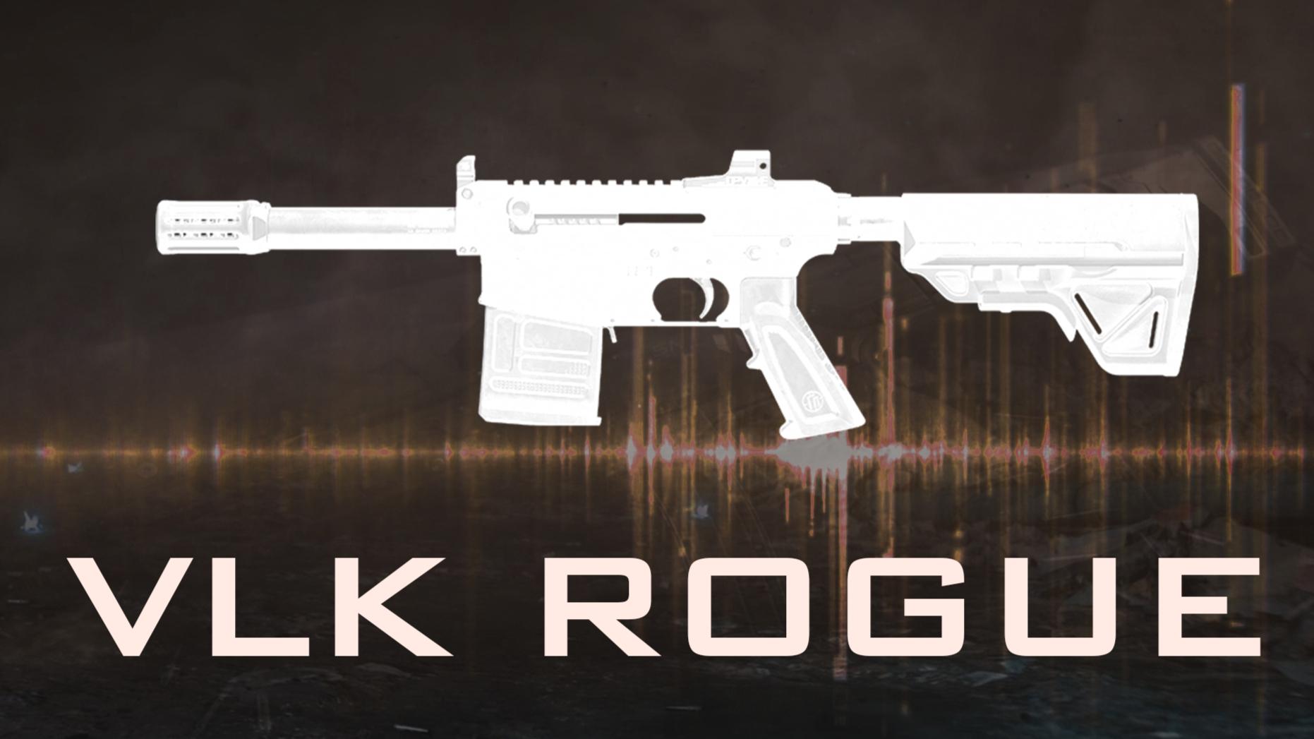 龙息弹中重生 VLK Rogue 冒险者霰弹枪『现代战争武器指南』VOL.18