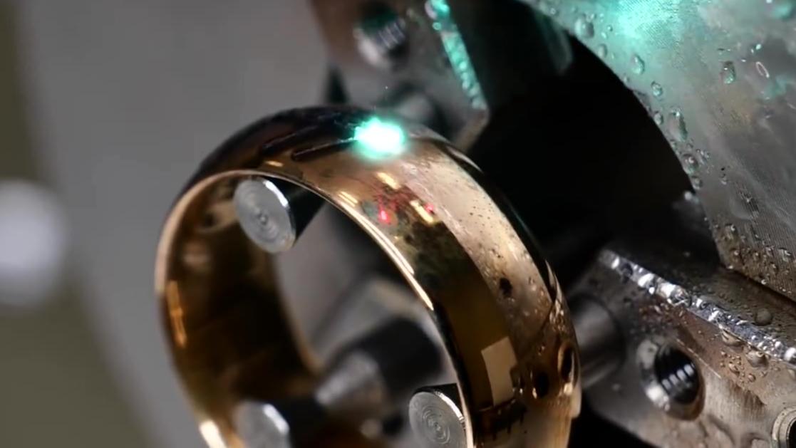 从零开始打造一枚《指环王》里的至尊魔戒