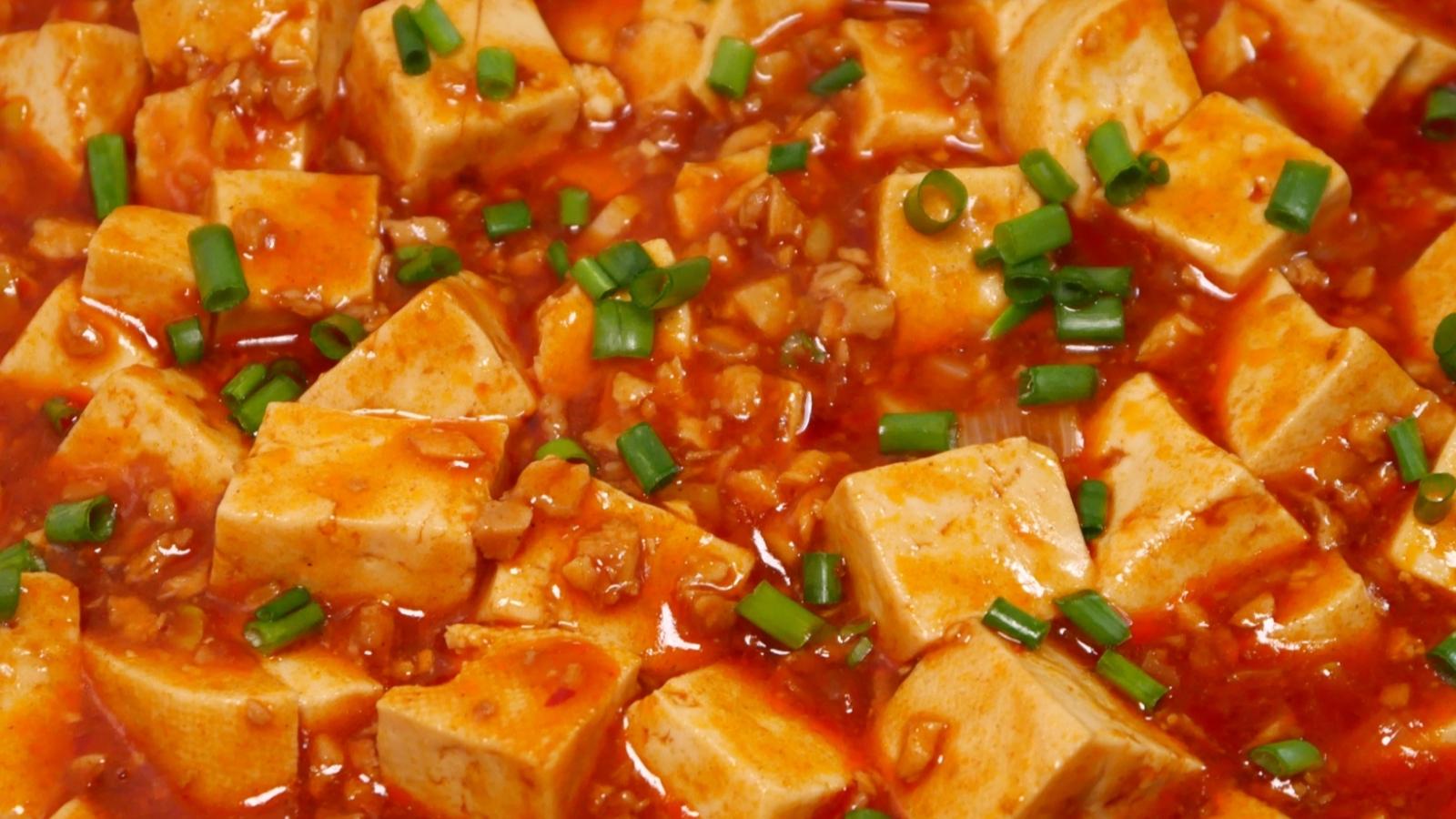 麻婆豆腐,许多人第一步就错了,多加这一步,香辣过瘾,比买的香