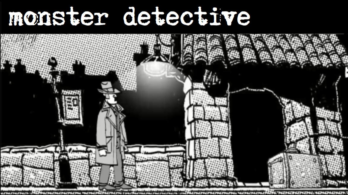 游戏录屏-《Monster Detective》
