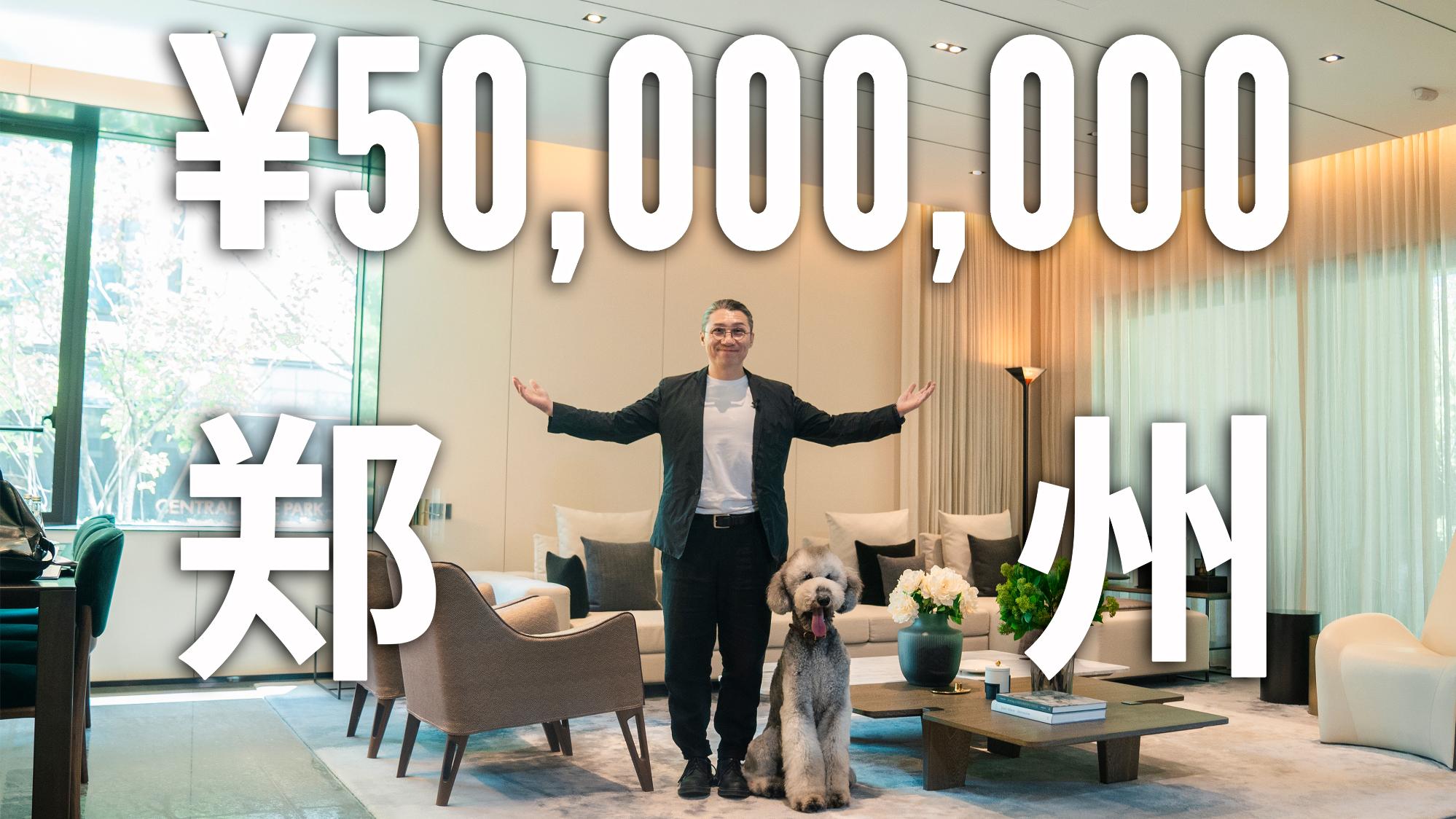 郑州5000万豪宅,巨贵的家到底长什么样