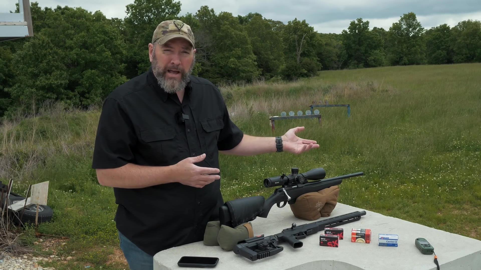 CZ457 vs Tikka T1X!!差距相当小-Precision Rifle Network
