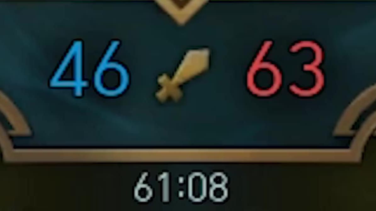【下饭联盟】如何评价61分钟的青铜对局