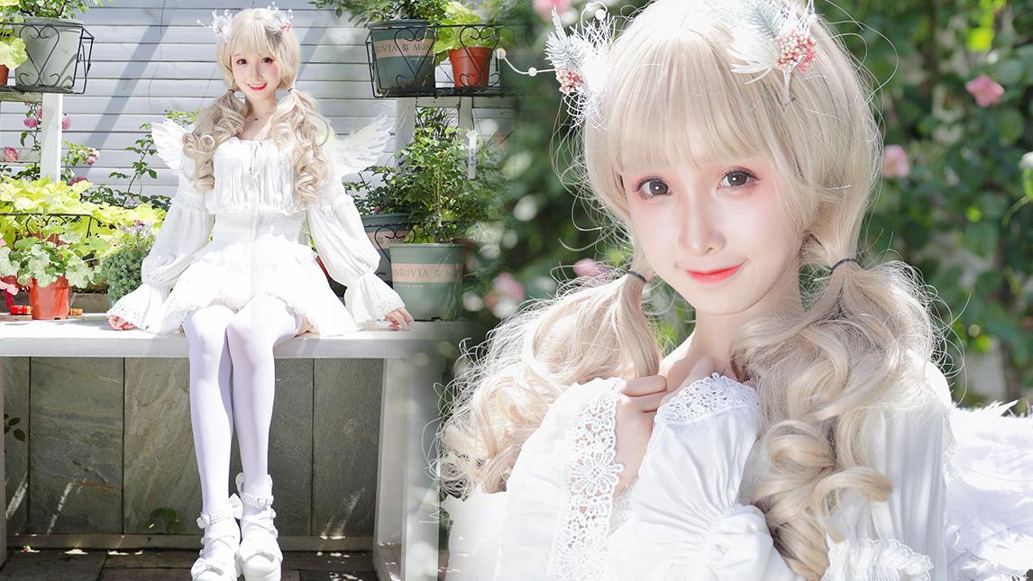 【晓丹】纯白小天使有点甜?不!超甜!