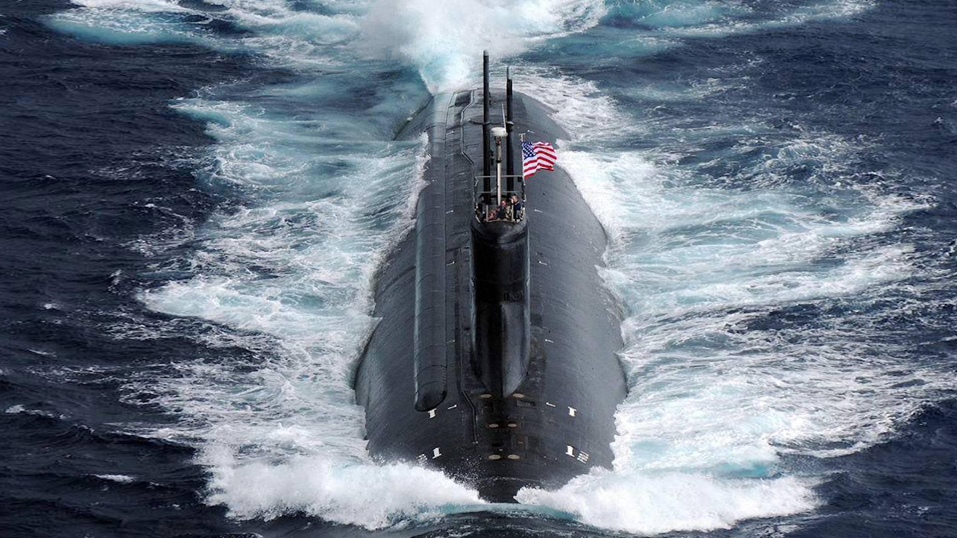 美军核潜艇将常驻亚太?专家:军事冒险将比过去更疯狂