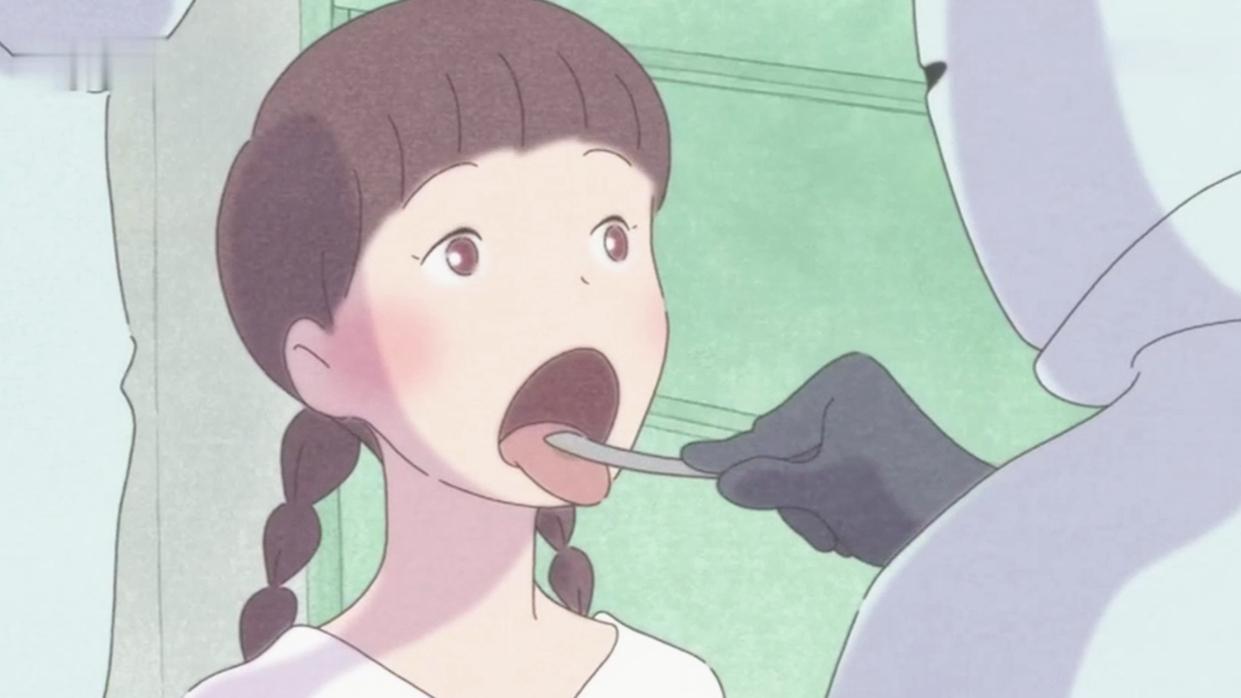 女孩一直被隔离在高墙里,原来她是富人养的器官供应者,动画短片