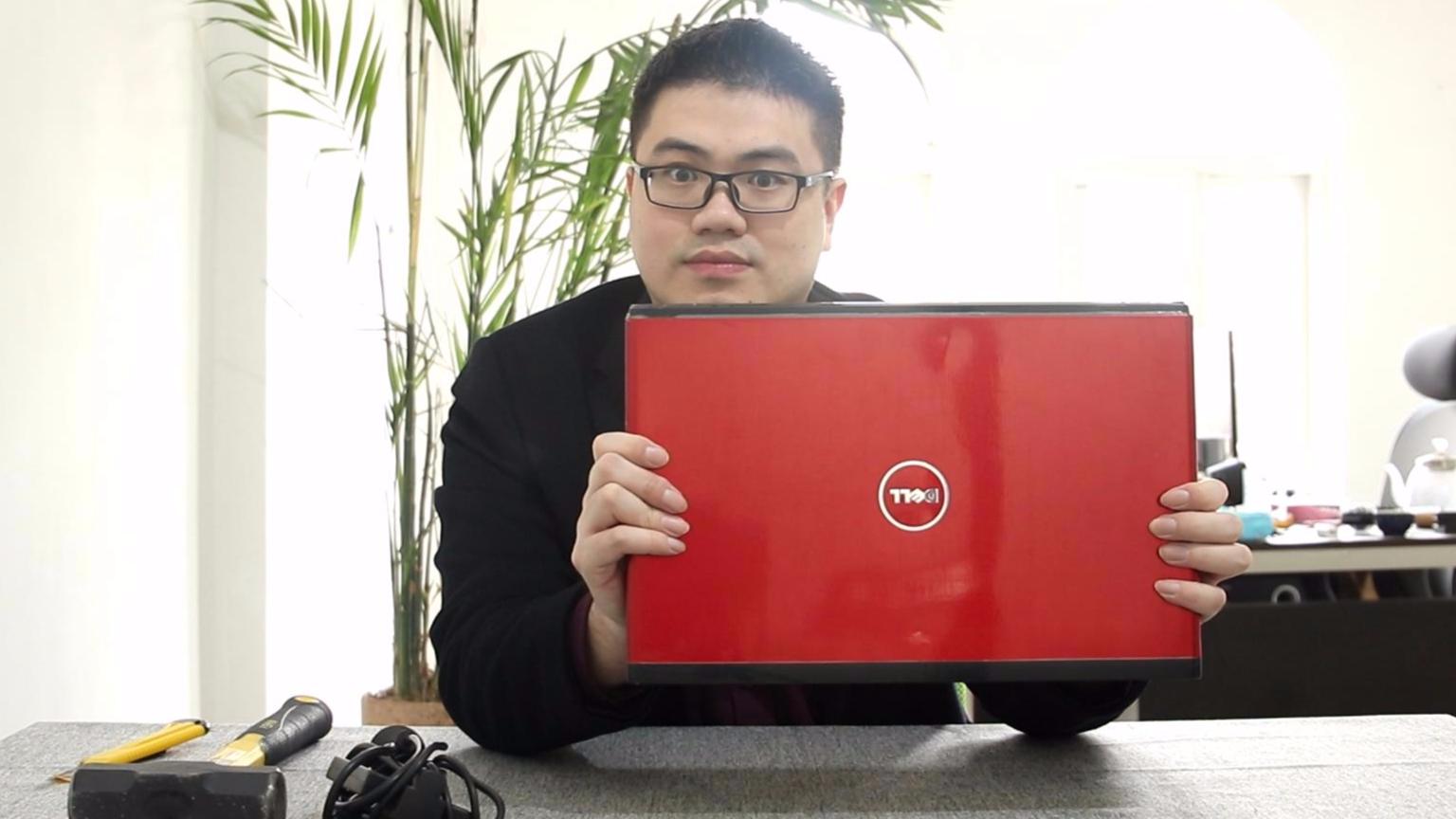 80块淘了台二手笔记本电脑,只内存就值100多,赚了!