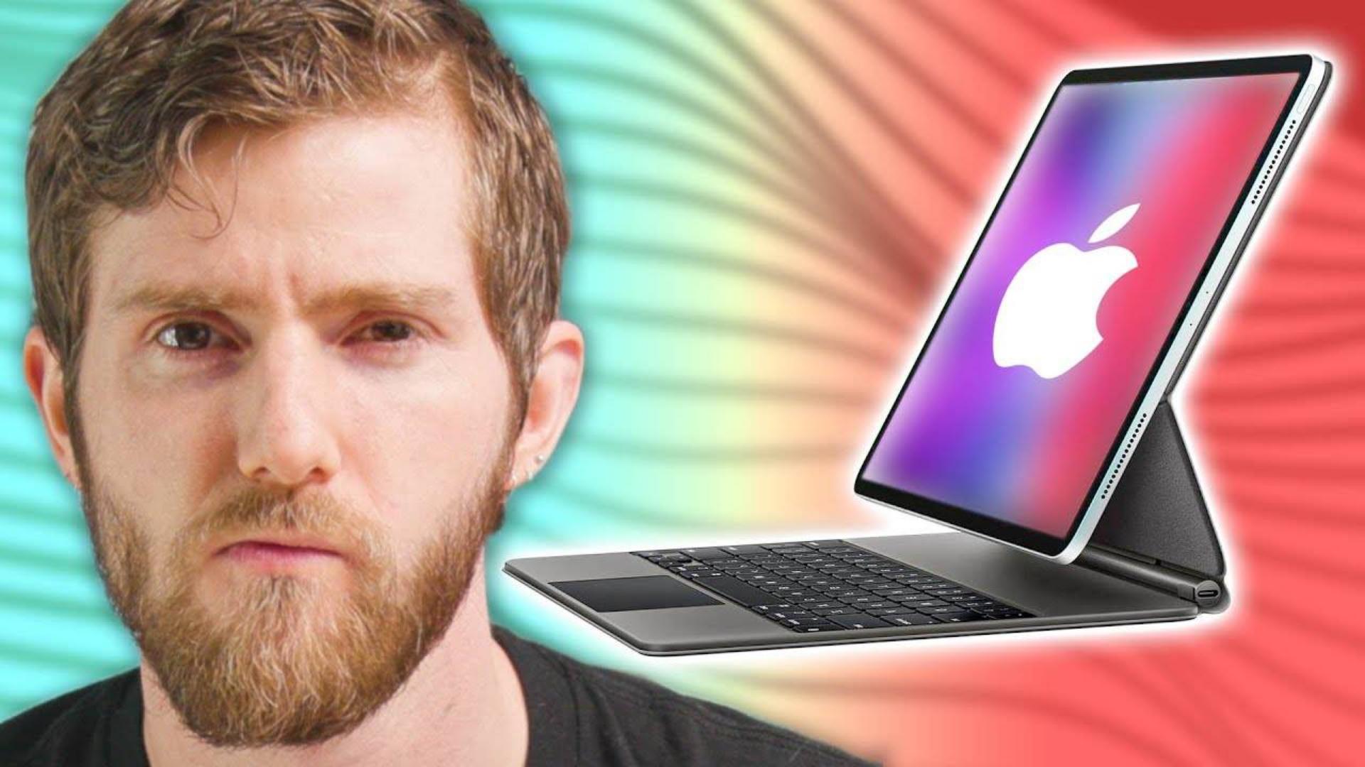 【官方双语】也许苹果没发疯 - iPad Pro妙控键盘评测#linus谈科技