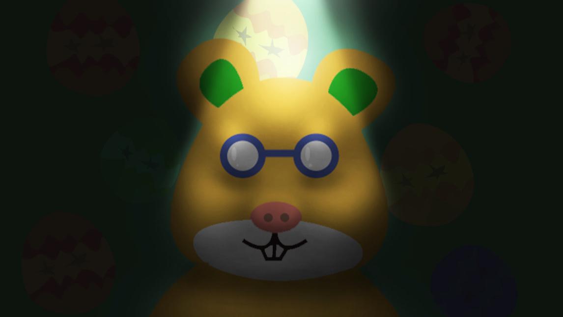 【月一】《动森》小动物房间大揭秘 ——程序员麦麦的小秘密