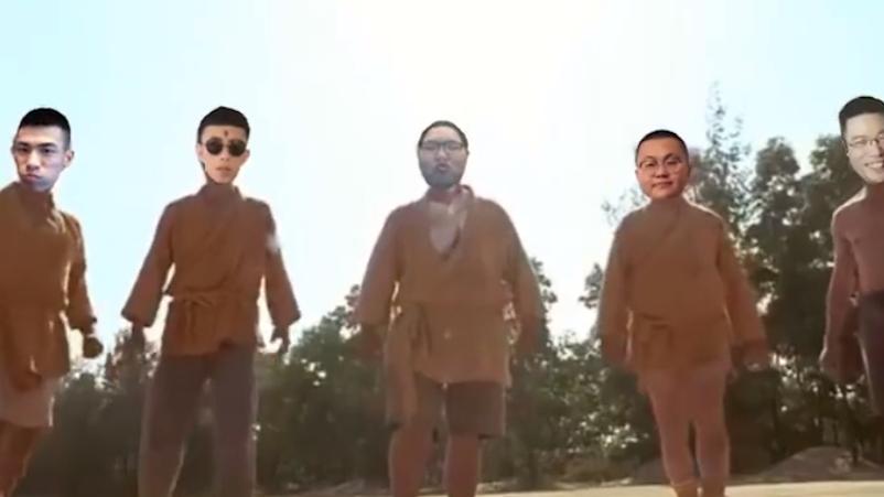 少林足球鬼畜