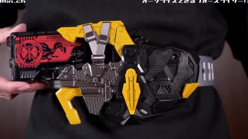授权强制升级器把玩视频【假面骑士ZERO-ONE】
