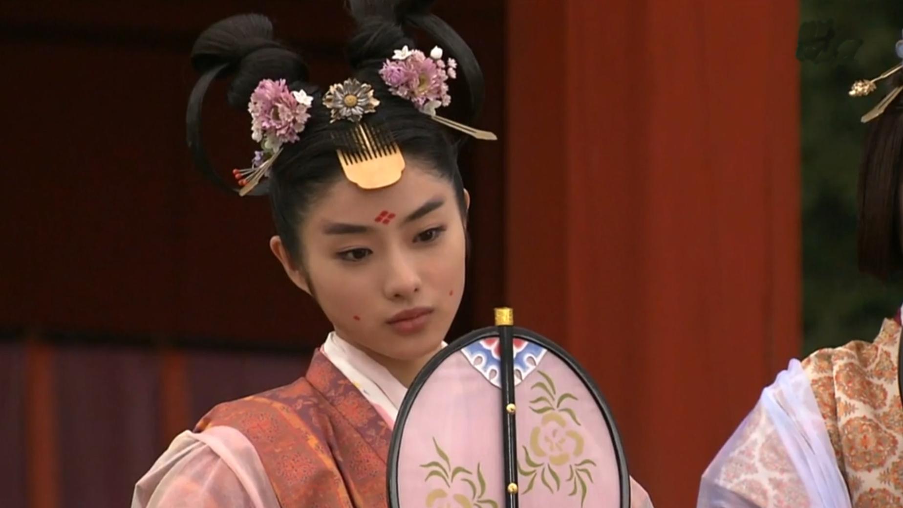 一部日本古装历史剧,居然如此用心的去还原唐朝风物