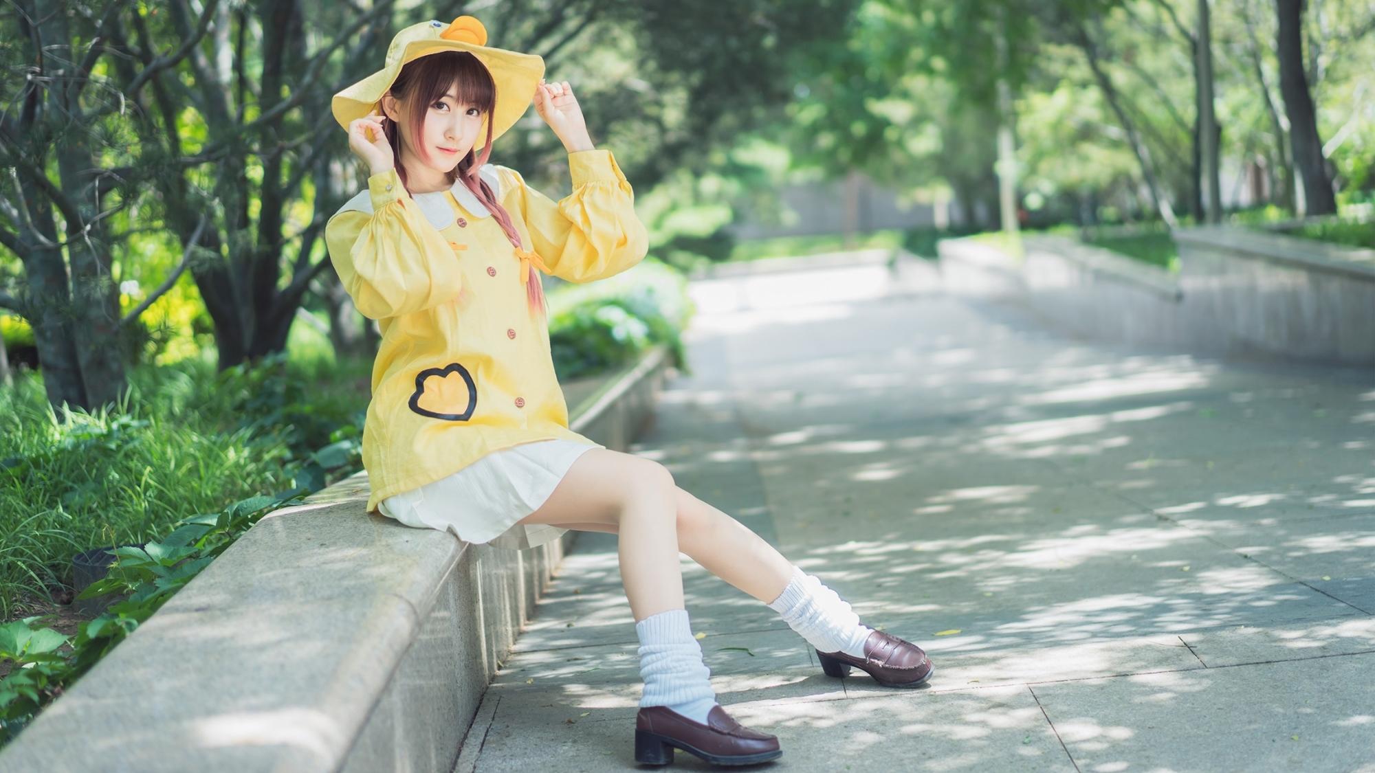 【@小萌】你最最最重要捕捉一只会跳舞的小黄鸭?