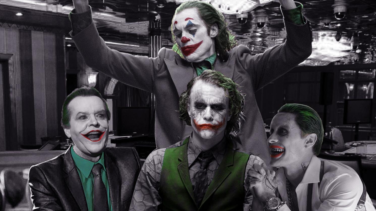 「A站独家」小丑盘点!历代荧幕影视剧里的小丑形象
