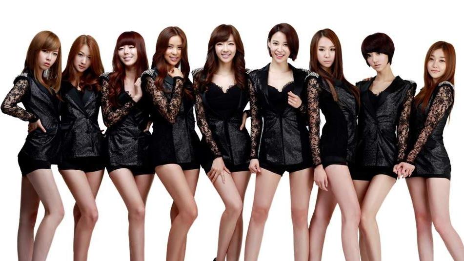 热舞Wild(Nine Muses)