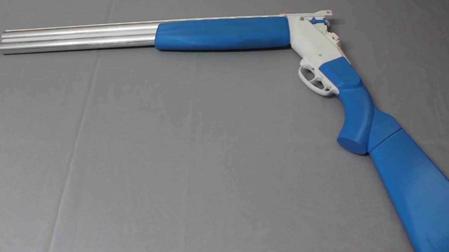 3D 打印 模型玩具散弹枪