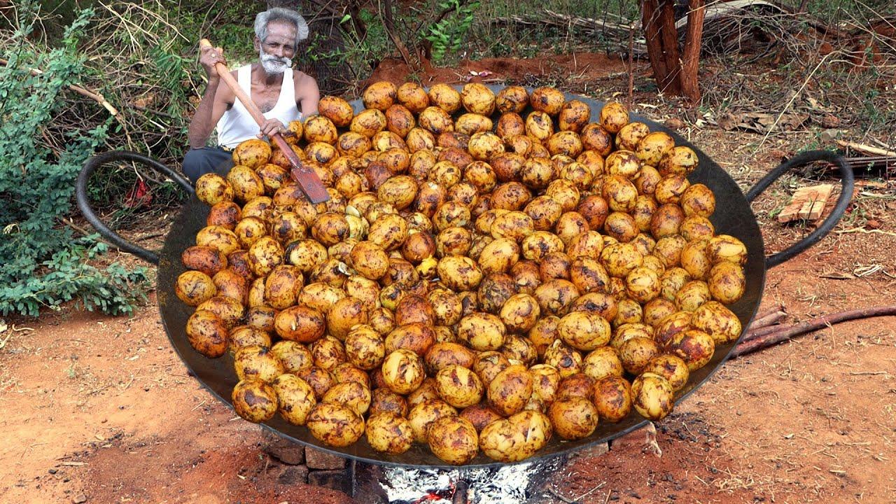 吃鸭蛋我只服印度人,一颗鸭蛋,做出满汉全席的感觉,工序巨多!