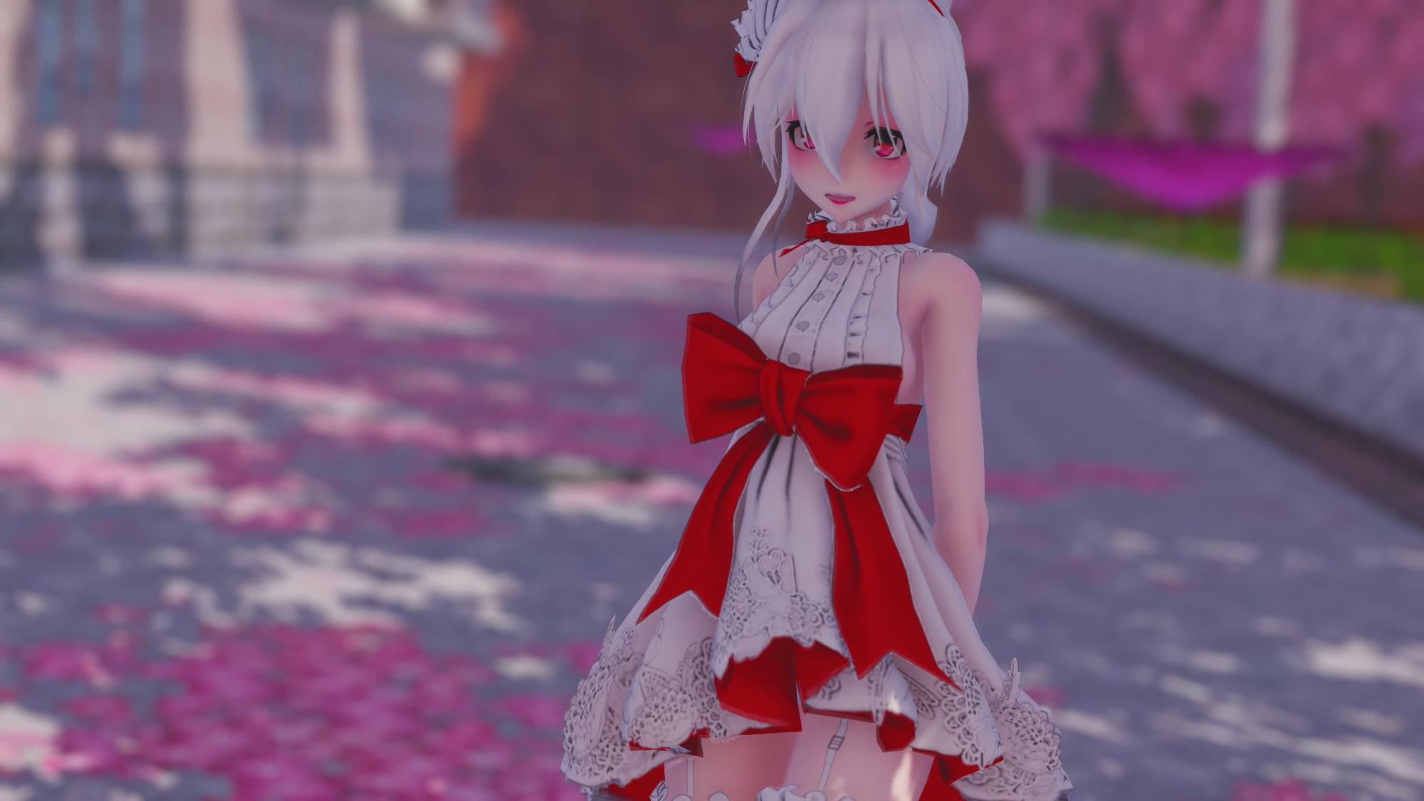 【弱音MMD】樱花樱花想见你