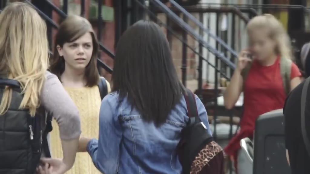 实验短片:如果网络暴力发生在现实生活中