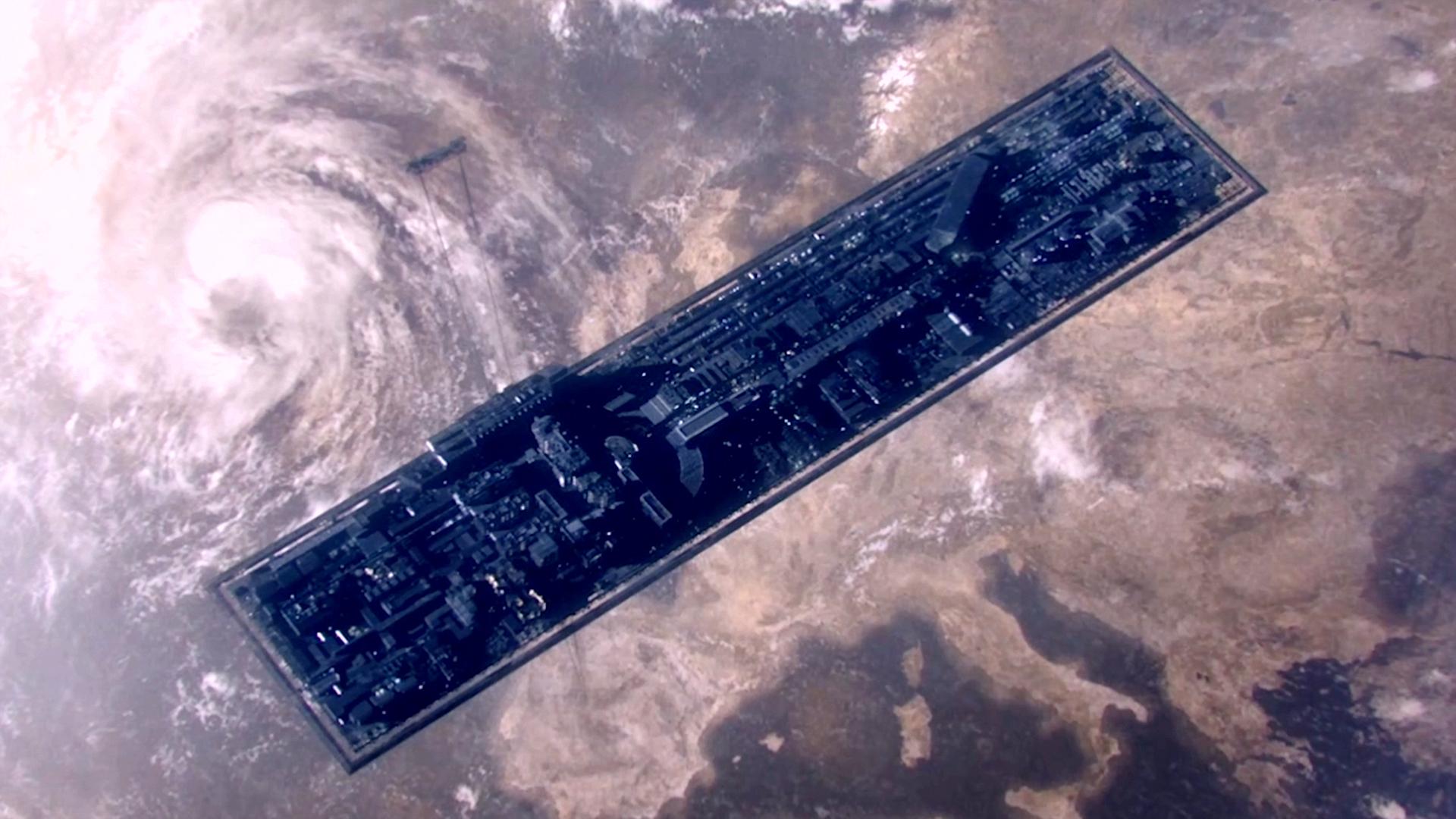 科幻片:人类乘飞船移民火星,却漂流太空590万年,最终化作尘埃