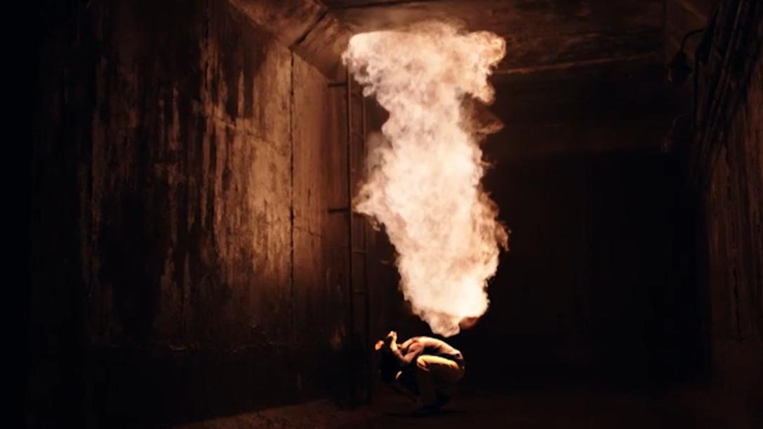 韩国犯罪电影《下水井》,男子在地下建魔窟,专挑单身女性下手
