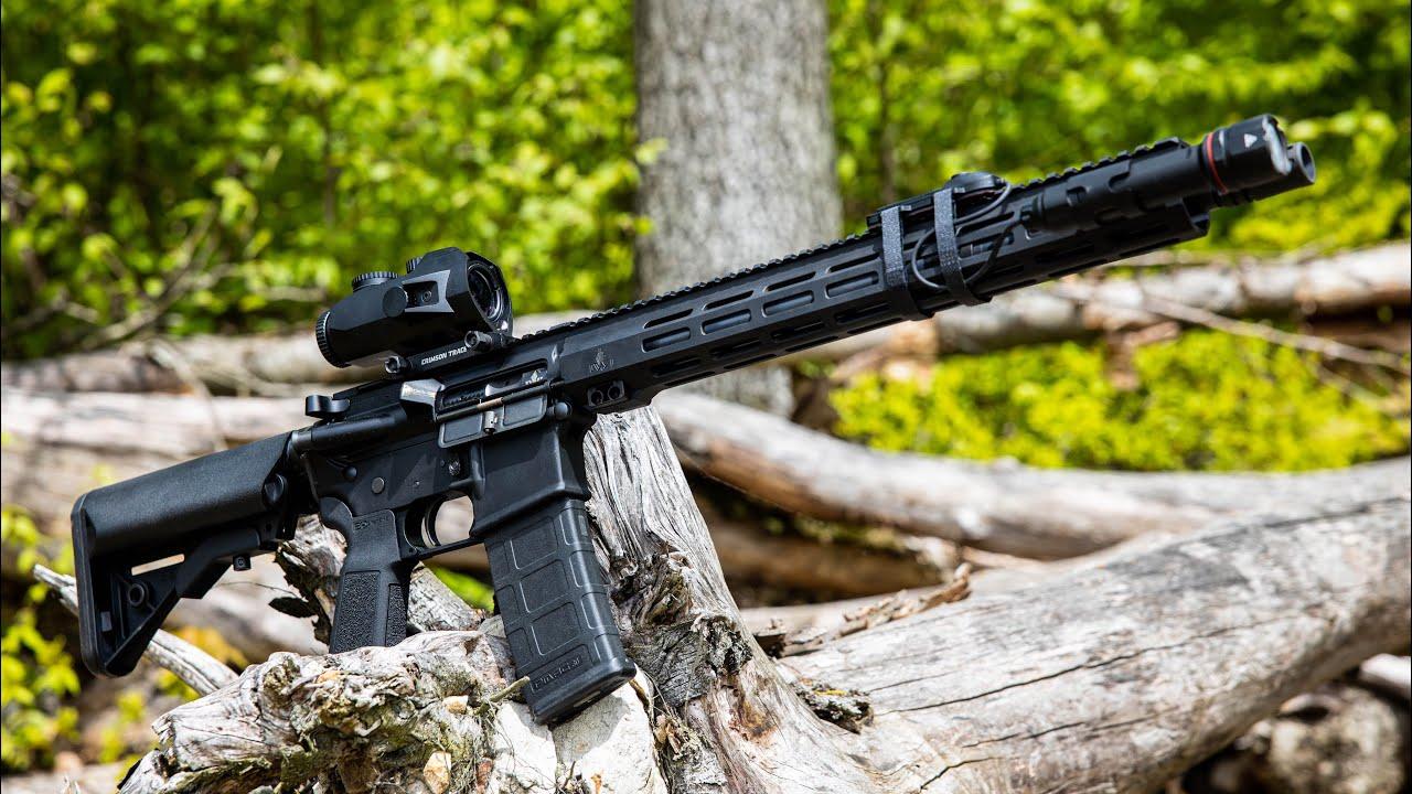 [Talon Sei]IWI zion-15步枪