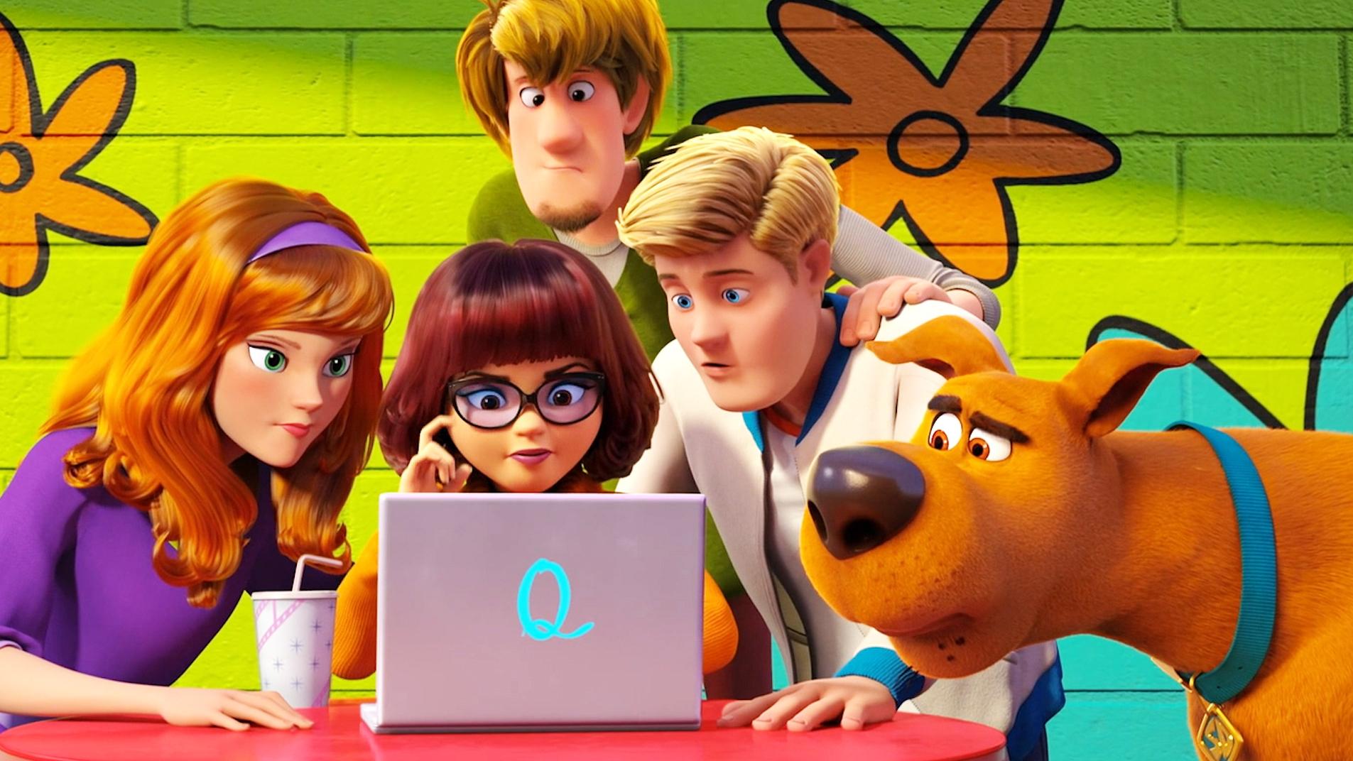 《史酷比狗》2020最新上映的动画电影