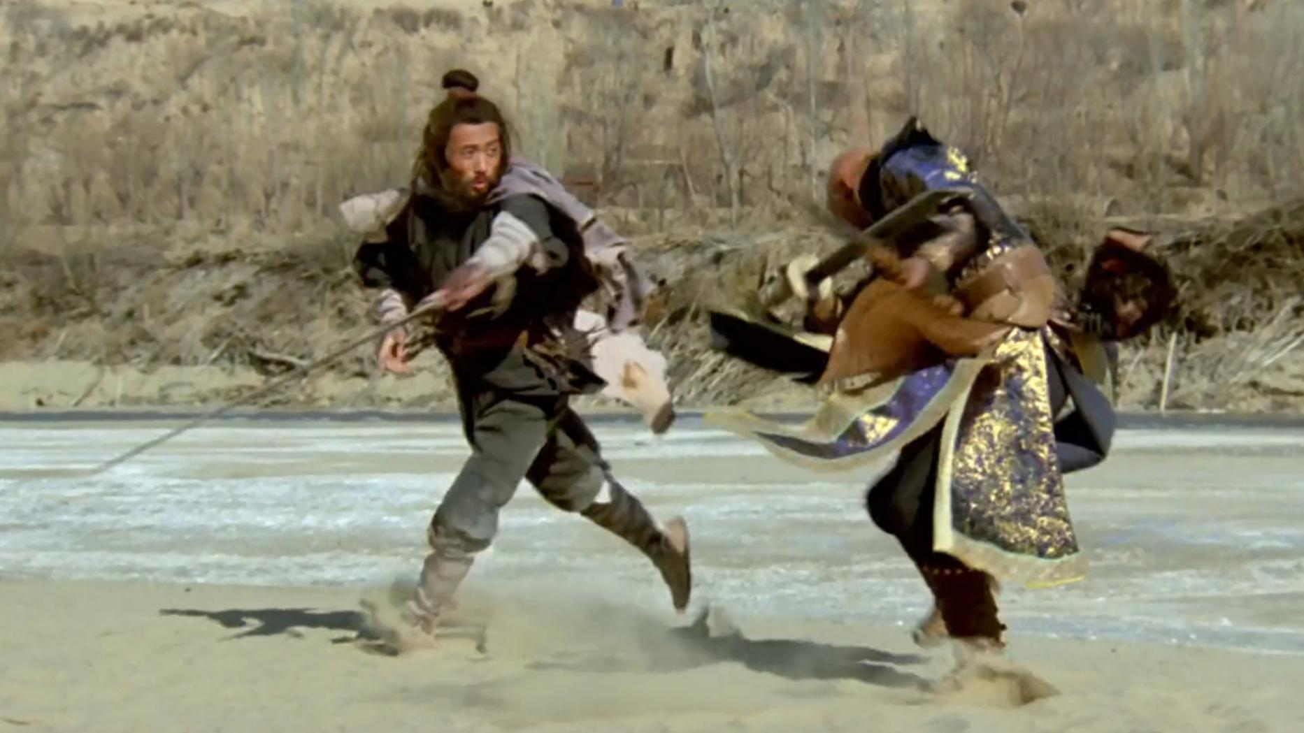 一部空前绝后的国产武侠老电影,这样独具神韵的剑法再也没有了