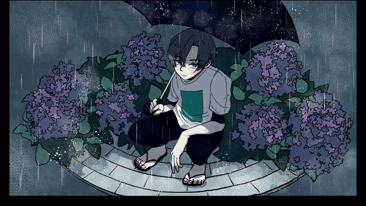 【初音ミク】五月雨ナイトウォーク 【KeiA/嘘つきけいちゃんP 】