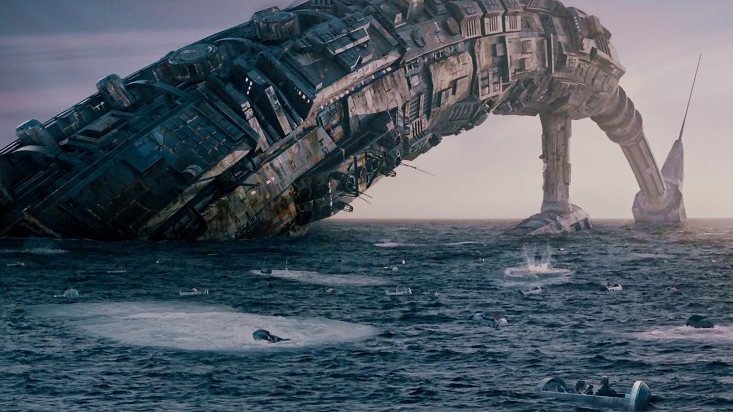 飞船在太空中航行了923年,结果落地后,船员却已经发生了变异!