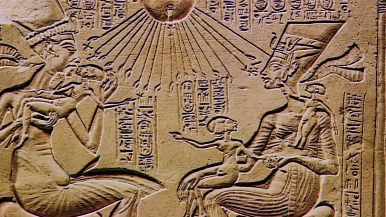 埃及之旅:叛逆的法老 (2017)