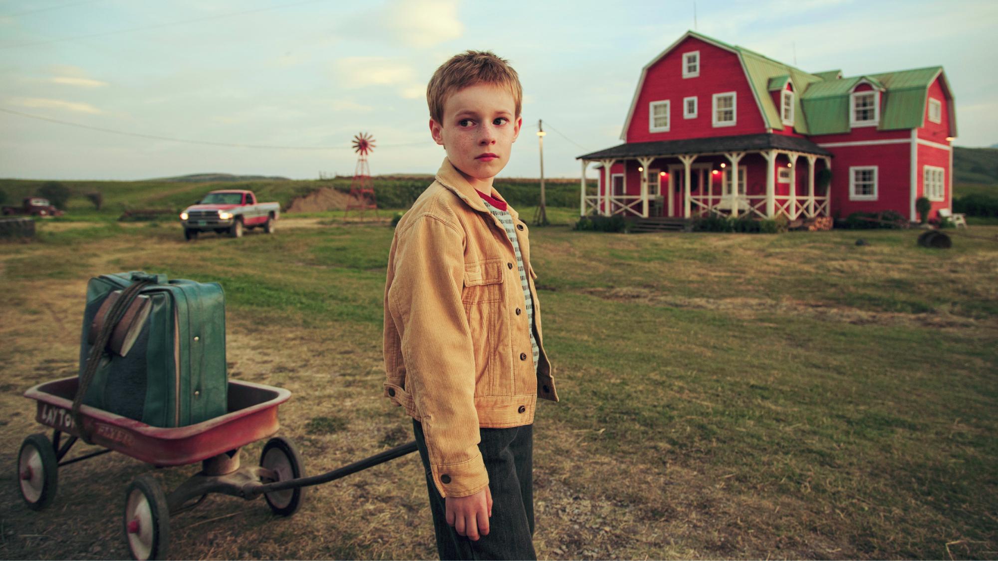10岁天才发明永动机,一人横穿美国去领奖,豆瓣8.5分冒险电影