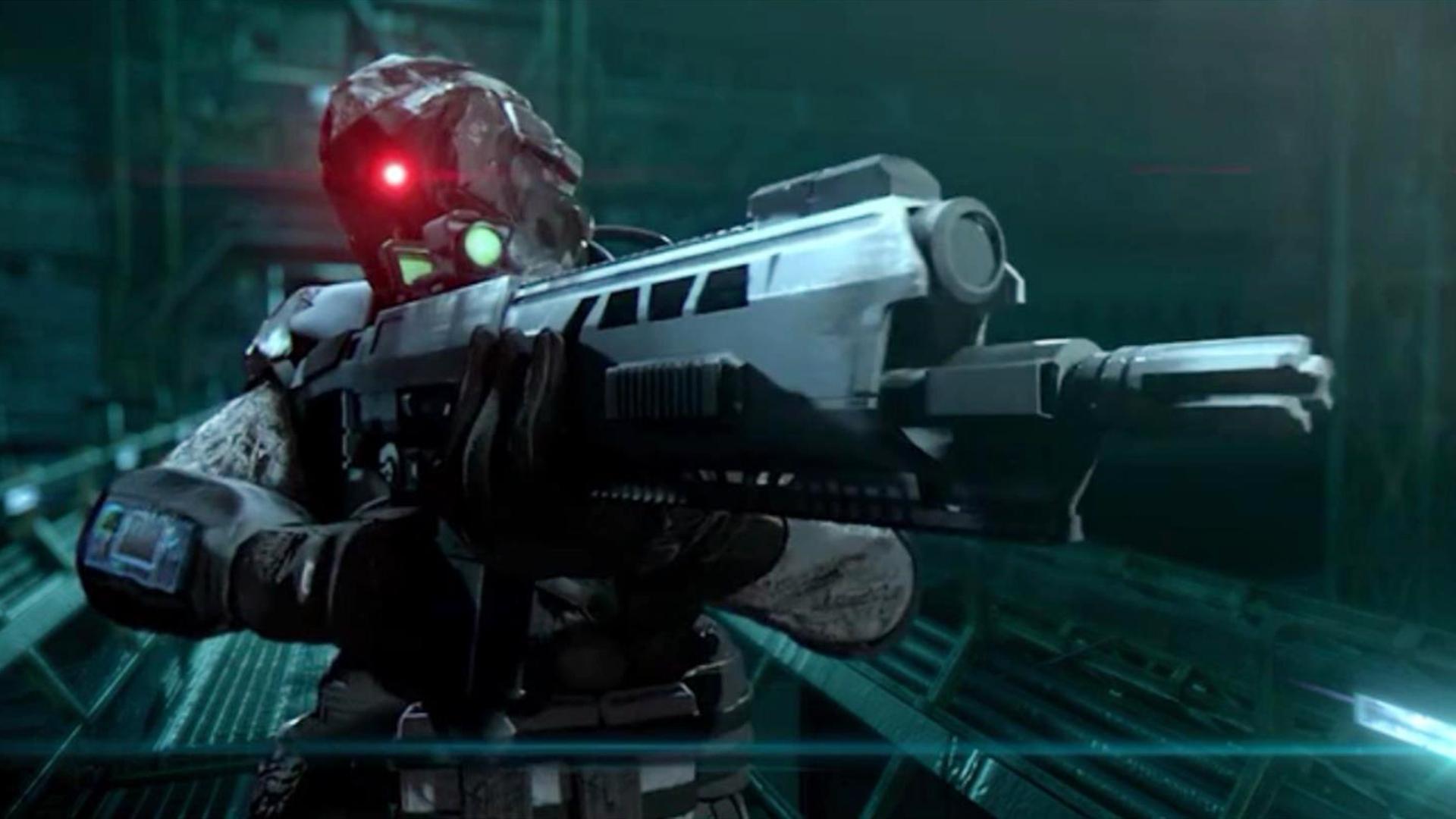 机器人大军反叛人类,成为地球新的统治者,人类处境惨不忍睹