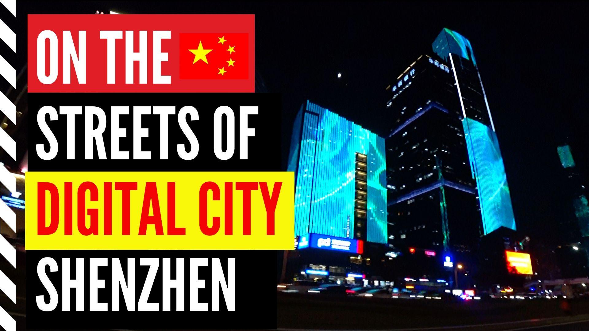 【中文字幕】EP08: 老外探索深圳的大型商场 非常漂亮【老外呈现最真实的中国给西方世界 深圳篇】
