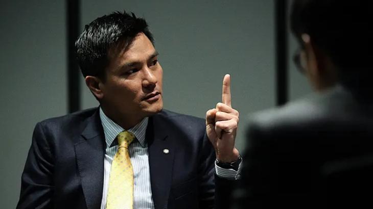 解读《反贪风暴》香港是不允许玩弄庞氏骗局!!