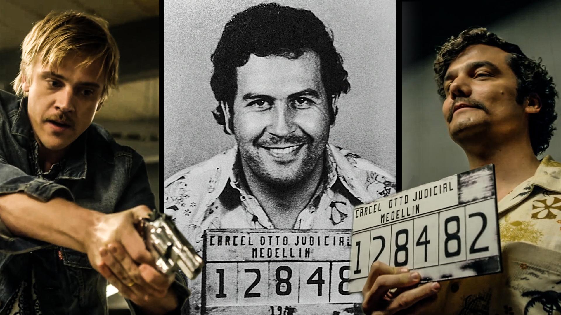 【墨菲】《毒枭》第1期:毒枭的诞生——巴勃罗·埃斯科巴