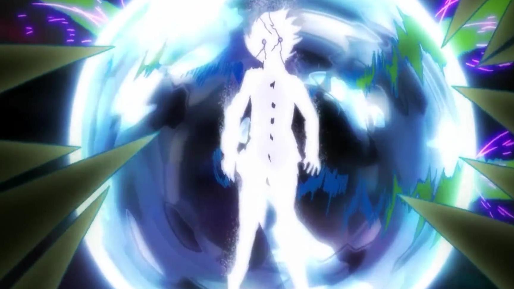 【/超燃点/BGM/】100%的龙套不是龙套,他才是真正的主角!《灵能百分百》/《路人超能100》