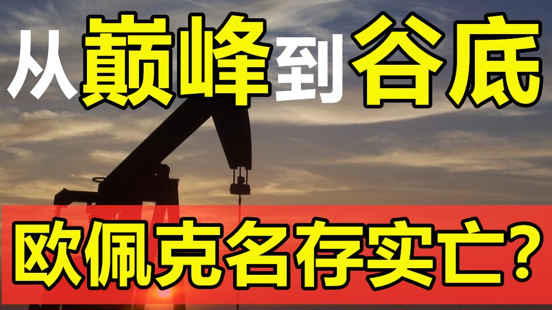 """曾经的""""石油盟主"""",主导对美国石油禁运的欧佩克,为啥衰落了"""