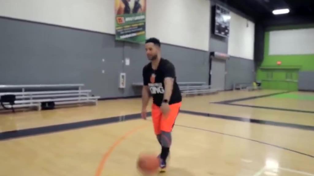 6种适用于篮球初学者的干货,想要制霸全场,球性才是王道
