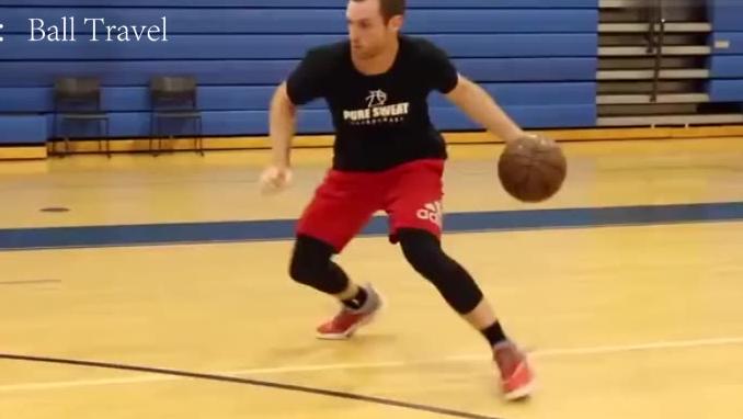 篮球干货:面对紧逼防守如何有效地突破?