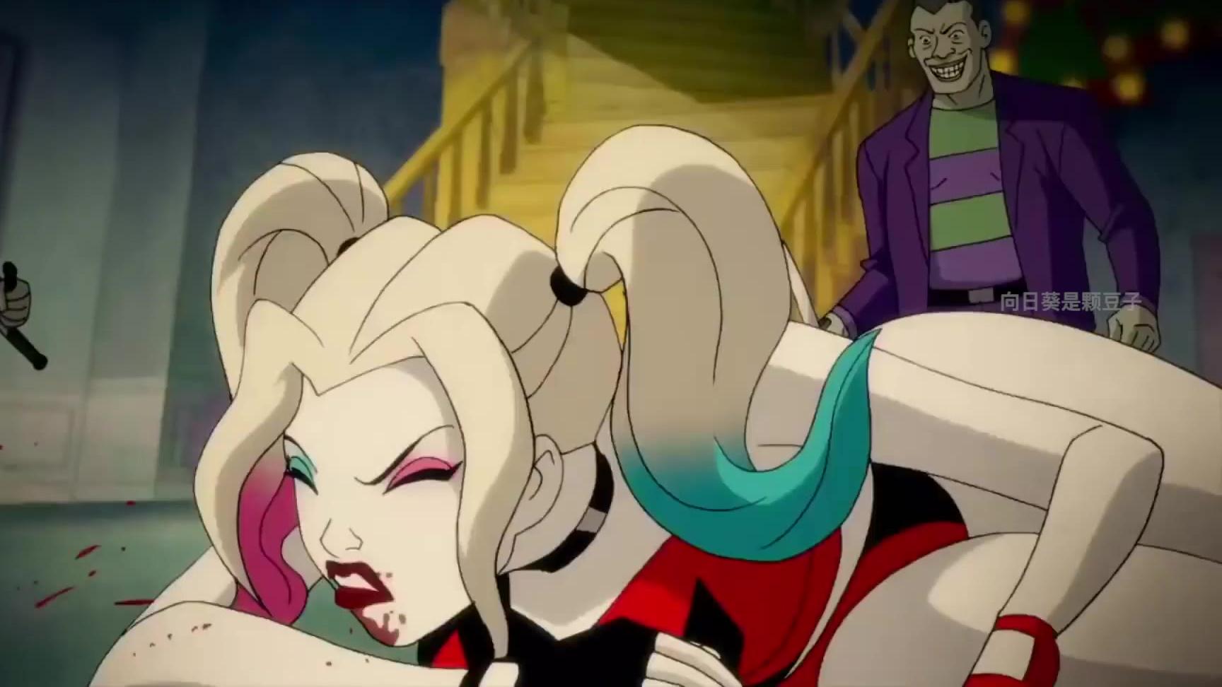 小丑女哈莉·奎茵,美国DC漫画旗下的超级反派