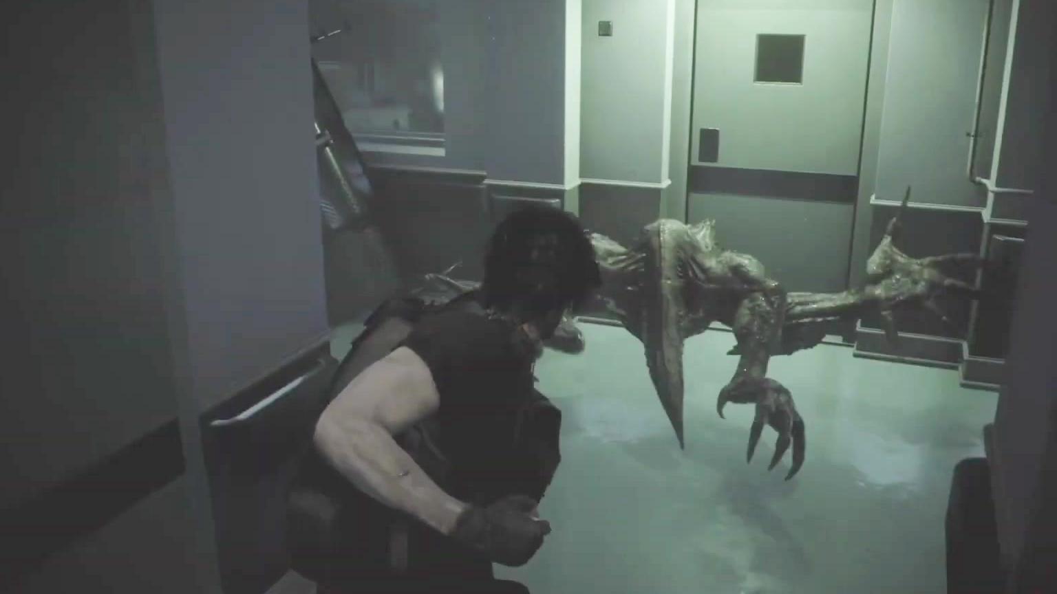 生化危机3重制版:卡洛斯反击拳 手撕鬼子 一拳超人