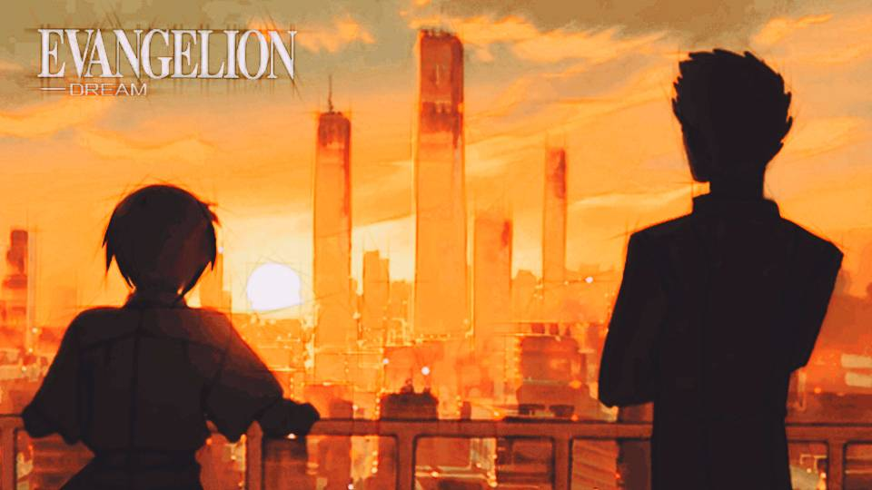 【EVA同人】EVANGELION-DREAM 音乐集(序)