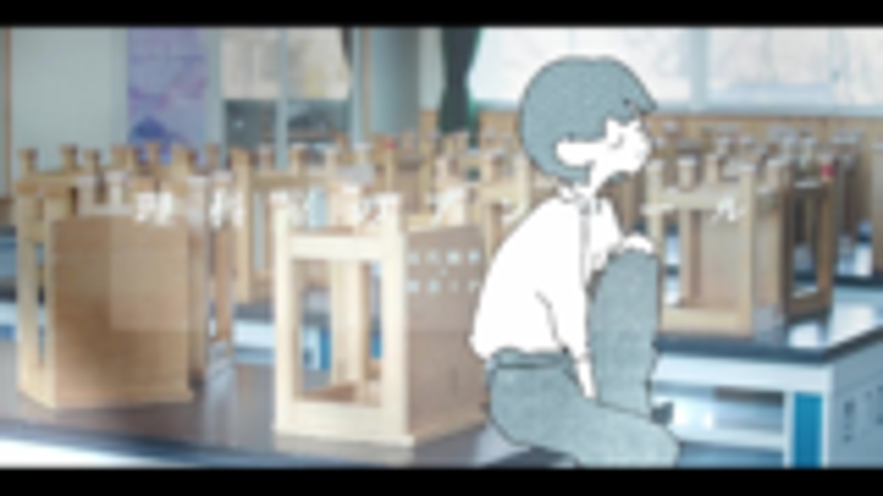 【初音ミク】理科室のアンコール【末代雨季。】