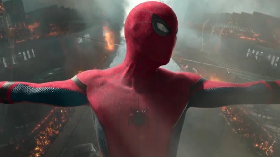 电影混剪:永远的经典,永远的蜘蛛侠