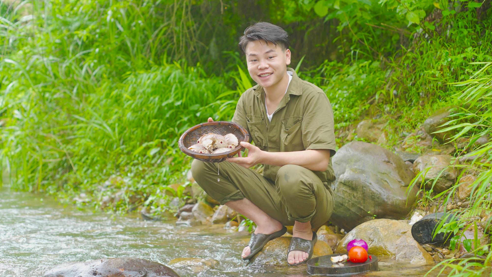 20块钱一斤的馒头蟹,味道也不差!