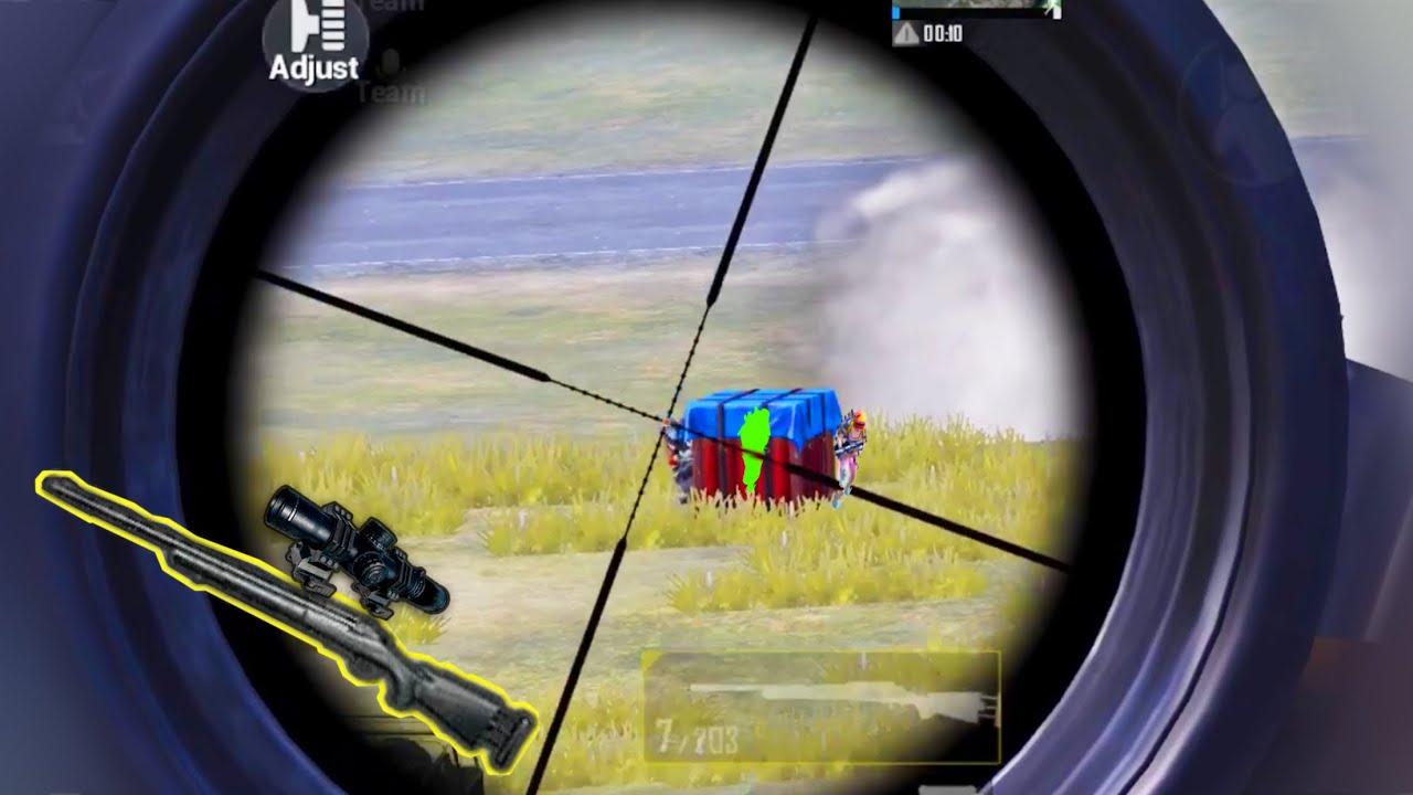和平精英:单人四排22杀吃鸡!这M24怎么也得是狙神的水平!