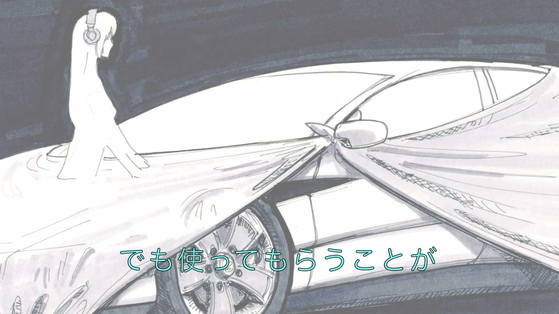 【巡音ルカV4X】モノの生涯の黄昏に【Plab997】(ポンチ絵紙芝居)